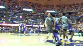 Highlights: WVU dominates TCU, 81-49