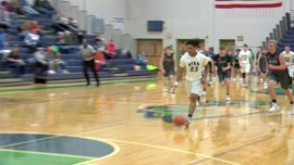 Kennedy nets 26 as RCB wins 7th in a row, 80-62 over Tug Valley