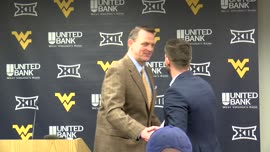Dan Stratford introductory press conference