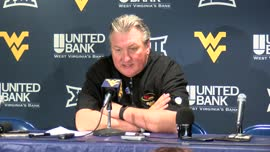 Bob Huggins postgame press conference (Missouri)