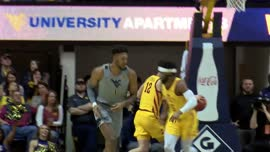 Highlights: West Virginia 76, Iowa State 61