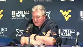 Bob Huggins postgame press conference (Oklahoma St.)