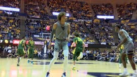 Highlights: WVU knocks off No. 4 Baylor, 76-64