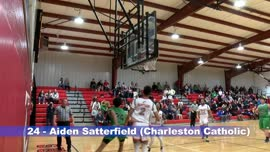 CCHS' Satterfield leads Class A all-state roster
