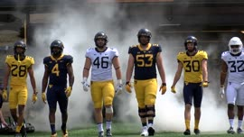 WVU introduces new uniform set