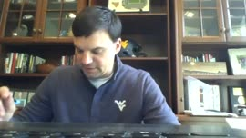 Neal Brown press conference (Apr. 29)