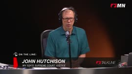 John Hutchison on running for State Supreme Court