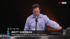 Britt Sherman on taking over at Martinsburg