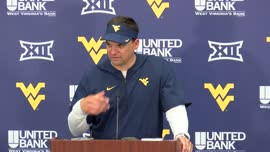 Neal Brown Fall Day 1 press conference (Aug. 2)