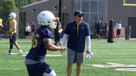Sights & Sounds from Day 1 of WVU Fall Training Camp