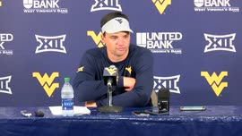 Neal Brown postgame press conference (NCSU)