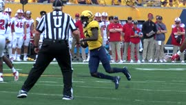 Game Highlights: WVU 44, N.C. State 27