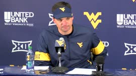 Neal Brown postgame press conference (Iowa St.)