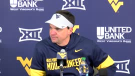 Neal Brown postgame press conference (Texas Tech)