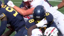 Game highlights: Texas Tech 38, WVU 17