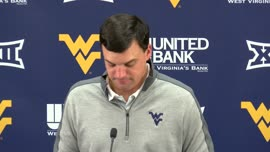 Neal Brown pregame press conference (Kansas State)
