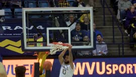 Highlights: WVU 69, Northern Colorado 61