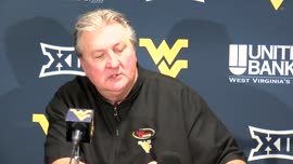 Bob Huggins postgame press conference (Austin Peay)