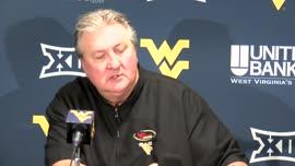 Bob Huggins postgame press conference (Austin Peay)