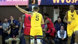 Highlights: West Virginia 84, Austin Peay 53