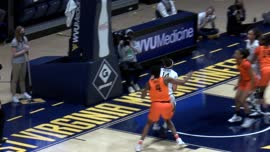 WVU rallies from 12 down to defeat Oklahoma State, 67-59