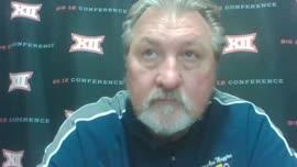 Bob Huggins postgame Zoom conference (UT)