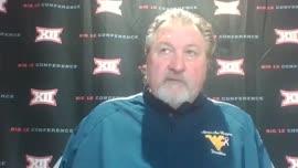 Bob Huggins postgame Zoom conference (TCU)