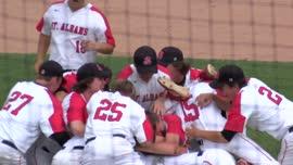 Regular season rematches set in Class AAA baseball semifinals