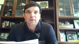Neal Brown June 24 press conference