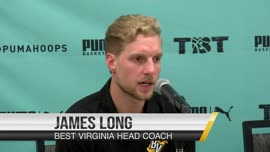 Postgame 'Round of Sound' from Best Virginia's TBT Rd. 2 victory over D2
