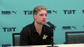 Best Virginia postgame press conference (TBT Rd. 3)