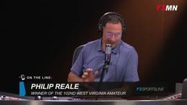 Philip Reale on winning the W.Va. Amateur