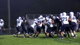 Greenbrier West stays perfect with 40-20 win over Pendleton
