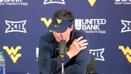 Neal Brown postgame press conference (Virginia Tech)