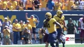 Game highlights: West Virginia 27, No. 15 Virginia Tech 21
