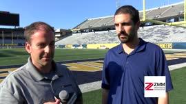 Greg Carey & Joe Brocato on WVU's win over Virginia Tech