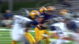 St. Marys holds off Ritchie County rally, 34-26