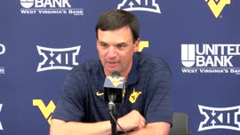 Neal Brown bye week press conference (Oct. 12)