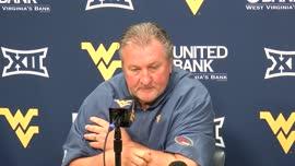 Bob Huggins press conference (Oct. 14)
