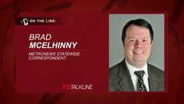 Brad McElhinny on the latest on Senate redistricting