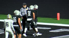 Highlights: Tyler Consolidated collects fifth win, defeating Magnolia 49-7